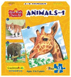 Animals 1 : Allah Made Them All Puzzles