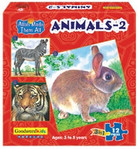Animals 2: Allah Made Them All Puzzles