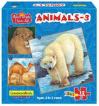 Animals 3: Allah Made Them All Puzzles