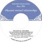 Pleasant Mutual Relationship CD