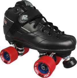 Rock GT-50 Derby Skates with Atom Trak Atak Wheels