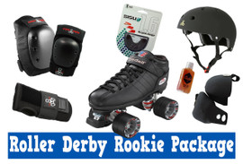 Notorious Roller Derby Rookie Package