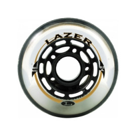 Labeda Lazer Inline Wheels 8 pack