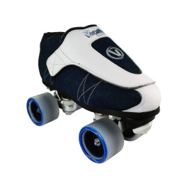 Vanilla Junior Denim Roller Skates