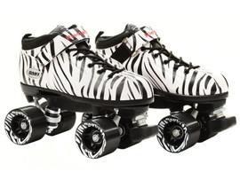 **CLOSEOUT** Riedell Zebra Dart Roller Skates