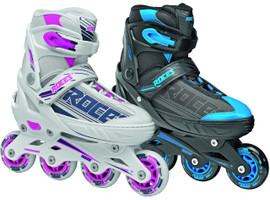 Roces Adjustable Jockey Inline Skates