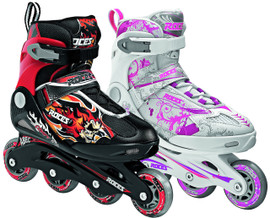 Roces Adjustable Compy Inline Skates