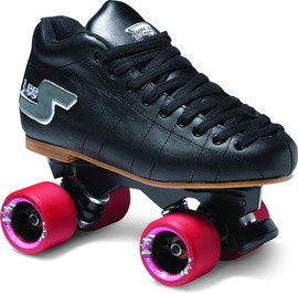 Sure-Grip S55 Avenger Fugitive Roller Derby Speed Skates