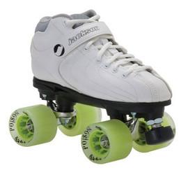 Vibe Poison Speed Roller Skates