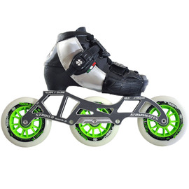 Luigino Kid's Mini Challenge Adjustable Inline Skates