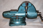Wilton C1 Combonation Bench Vise with 4-1/2 x 1-1/4 Jaws