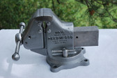 Reed 1C - 3-1/2  Bench Vise  - Combination Pipe Vise