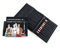COPIC CIAO 12 PEN WALLET SET - SKIN TONES