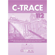 Frisk C-TRACE Tracing Pad - A4 (112gsm / 30 Sheets)