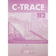 Frisk C-TRACE Tracing Pad - A3 (112gsm / 30 Sheets)