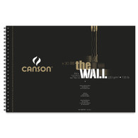 "Canson The Wall Marker Pad - A4+ (21cm x 29.7cm / 8.3"" x 11.7"")"