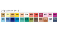 Stylefile Marker (Set of 24) -  Set B