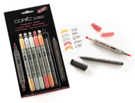 Copic Ciao Markers 5 + 1 - Pastels Set