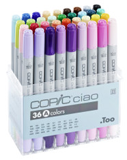 Copic Ciao 36 Pen Set A