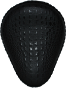 "Harley Chopper Bobber 13"" baSICK Solo Seat Alligator Black"