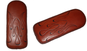 Universal Rear Fender Bib - Shedron Flames