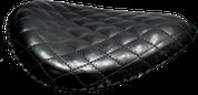 """13"""" Classic Solo Seat -  Black Diamond Tuck"""