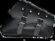 04-UP Harley-Davidson Sportster Right Side Saddle Bag - Black claSICK