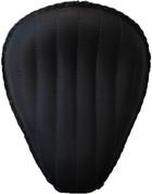 "Harley Chopper Bobber 13"" Bad Ass Solo Seat Black Tuk N Roll"