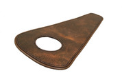 La Rosa Design 2004-UP Sportster Forty Eight Tank Bib - Rustic Brown Plain