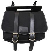 La Rosa Eliminator Universal Army Black Canvas  Luggage Bag