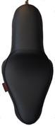La Rosa Design La Linea Café Seat for 04UP Harley-Davidson Sportsters - Black 2.1&3.3 Tank