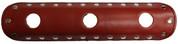 "La Rosa Design Universal Muffler Heat Shield - 12"" Shedron with Circle Cut"