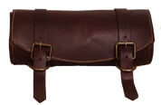 Front Forks Tool Bag -Burgundy Leather