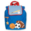 Personalized Stephen Joseph New Sports Backpack