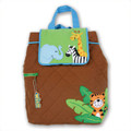 Personalized Stephen Joseph New Zoo Backpack