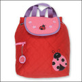 Personalized Stephen Joseph New Ladybug Backpack