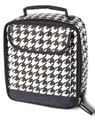 Personalized Houndstooth Lunch Tote