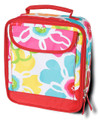 Personalized Bright Bloom Lunch Tote