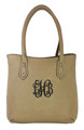 Personalized Fashion purse with Vine Monogram to match the edge color.