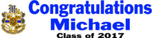 "Graduation Banner - Mandeville High School - 15"" x 60"""