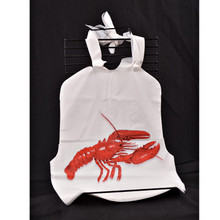 Plastic Crawfish Bibs - 24 count