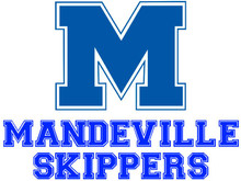 Mandeville High School Spirit Yard Sign (Skippers)
