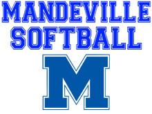 Mandeville High School Softball Yard Sign (Spirit)