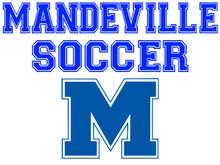 Mandeville High School Soccer Yard Sign (Spirit)