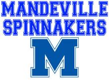 Mandeville High School Spinnaker Yard Sign (Spirit)