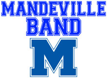 Mandeville High School Band Yard Sign (Spirit)