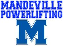 Mandeville High School Powerlifting Yard Sign (Spirit)