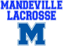 Mandeville High School Lacrosse Yard Sign (Spirit)