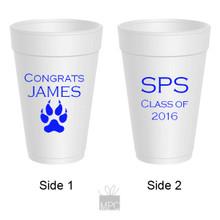 Styrofoam Cups - Design Your Own 16 oz.