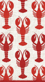 Guest Towel - Crawfish
